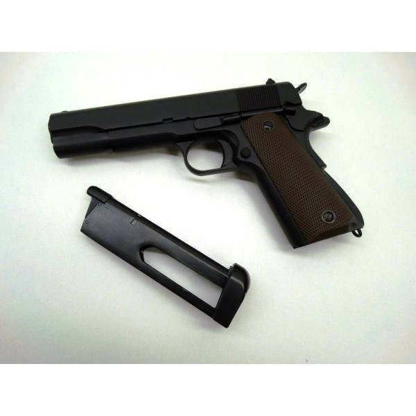 KJ Works - 1911 CO2 Blow Back Metal