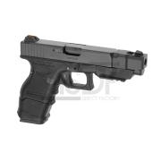 WE - WE33 Advanced Metal Version GBB Noir