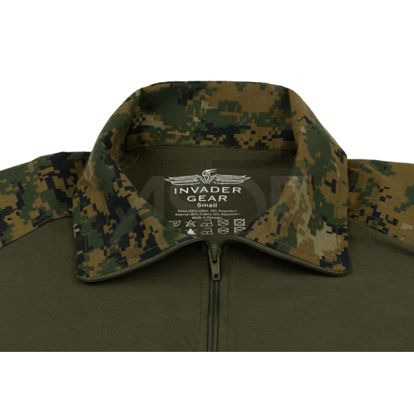 INVADER GEAR - Combat Shirt - Marpat