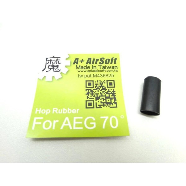 A+ Airsoft - Hop up rubber AEG 70°-2047