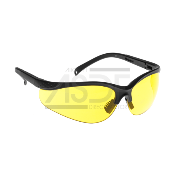 Invader Gear - Shooting Glasses Yellow-20810