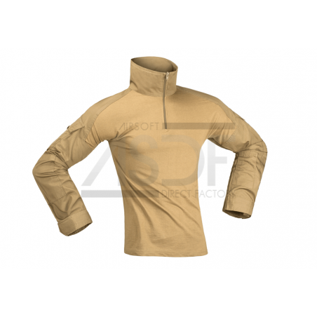 INVADER GEAR - Combat Shirt - Coyote-2120