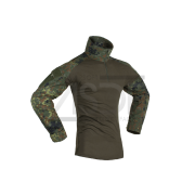 INVADER GEAR - Combat Shirt - Flecktarn - Equipement militaire outdoor
