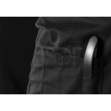 INVADER GEAR - Combat Shirt - Noir - Equipement outdoor militaire