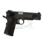WE - M1911 Tactical Full Metal GBB