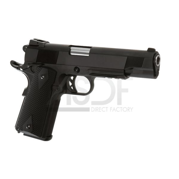 WE - M1911 Tactical Full Metal GBB-24167