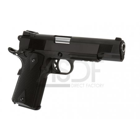 WE - M1911 Tactical Full Metal GBB