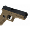 WE - G17 gen. 4 TAN GBB Gaz Blow Back