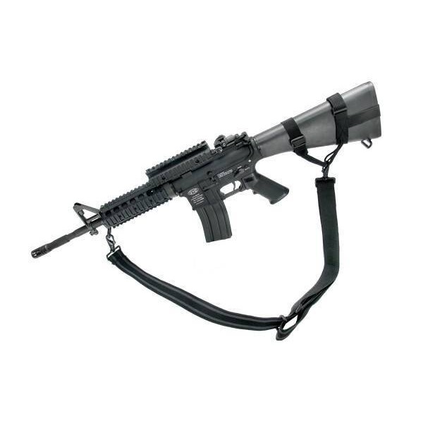 UTG - Sangle 2 point noir Tactical-24350