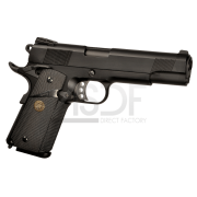 WE - M1911 MEU Full Metal GBB Noir