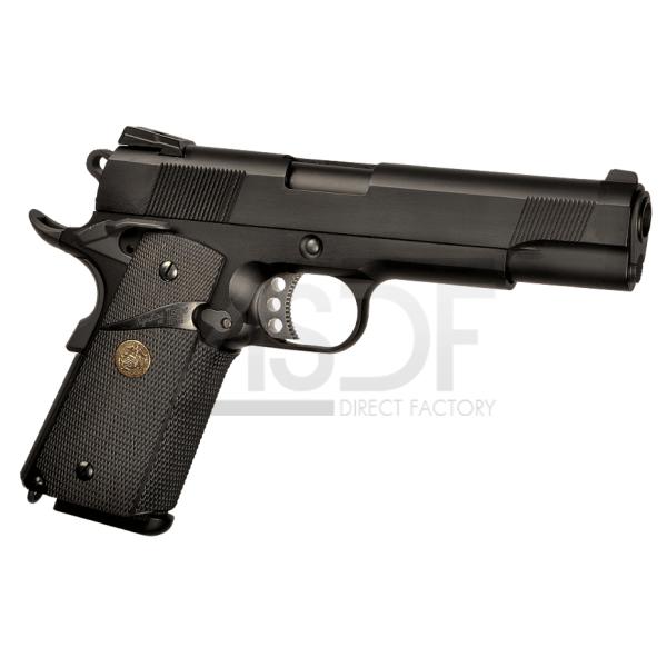 WE - M1911 MEU Full Metal GBB Noir-24398