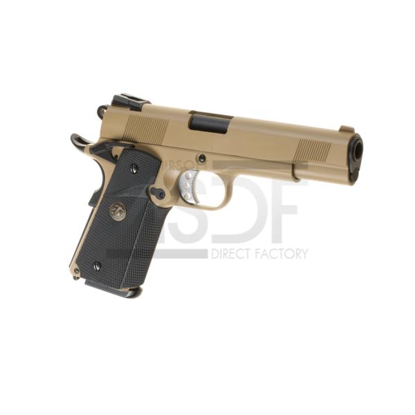 WE - M1911 MEU Full Metal GBB-24399