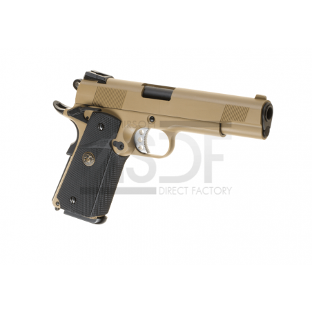 WE - M1911 MEU Full Metal GBB