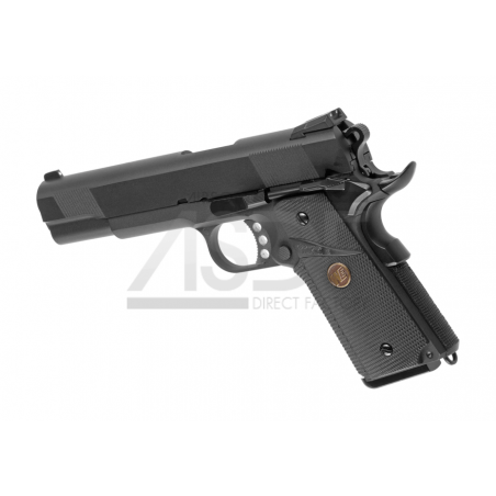 WE - M1911 MEU Full Metal GBB Noir-24400