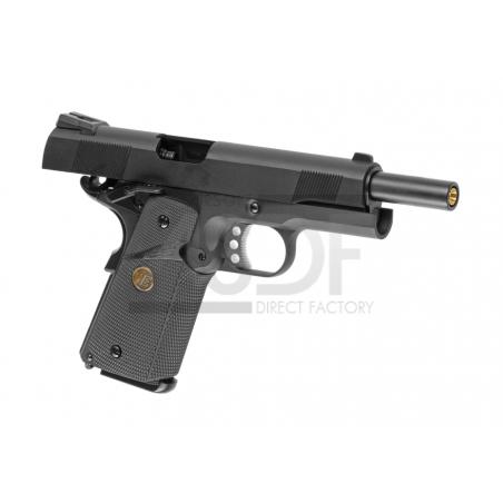 WE - M1911 MEU Full Metal GBB Noir
