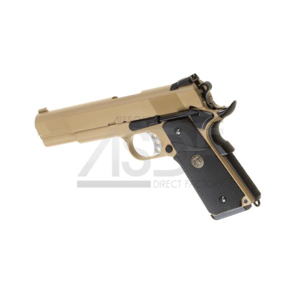WE - M1911 MEU Full Metal GBB-24403
