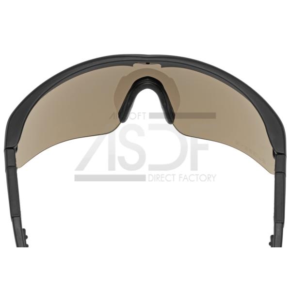 Swiss Eye - Lunette de protection Raptor - Noir/Black-24406