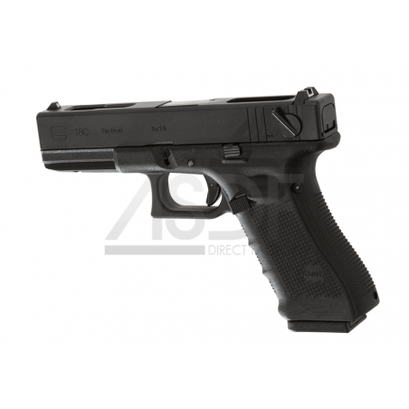 WE - G18c gen. 4 Noir GBB Gaz Blow Back