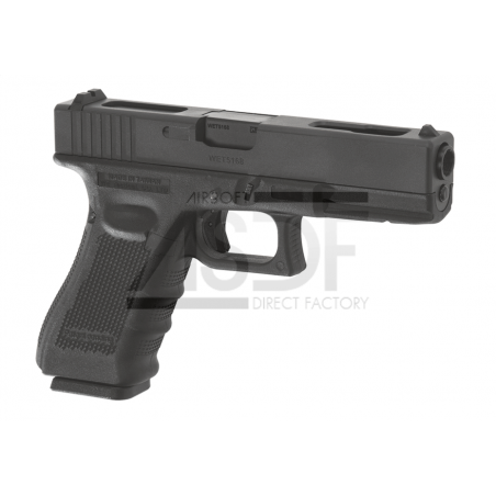 WE - G18c gen. 4 Noir GBB Gaz Blow Back-24451