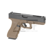 WE - G18C Version metal ABS TAN