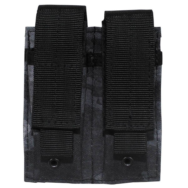 """MFH -porte chargeur, """"Molle"""", double PA TYPHON-24532"""