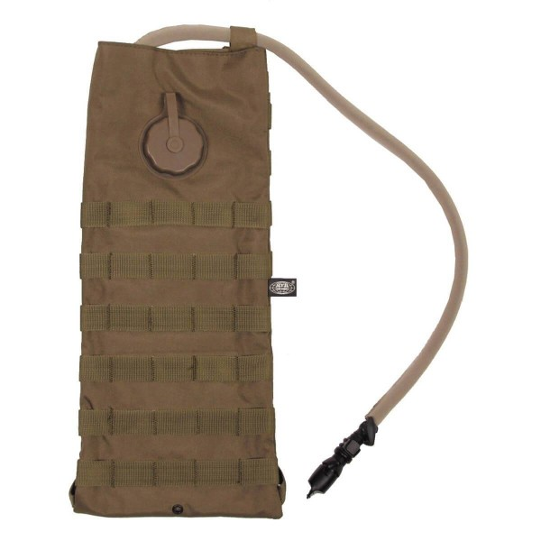MFH - Sac Hydratation 2.5 L Molle Tan-24540