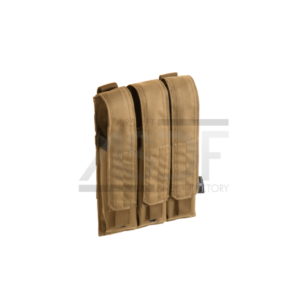 INVADER GEAR - Poche Triple MP9/MP5 tan-24591