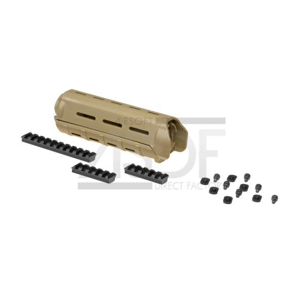 Element - MPOE 7 Inch Railed Handguard TAN-24622