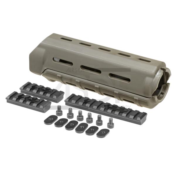 Element - MPOE 7 Inch Railed Handguard OD-24628