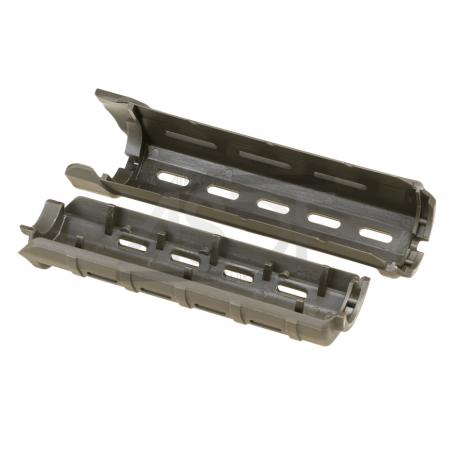 Element - MPOE 7 Inch Railed Handguard OD