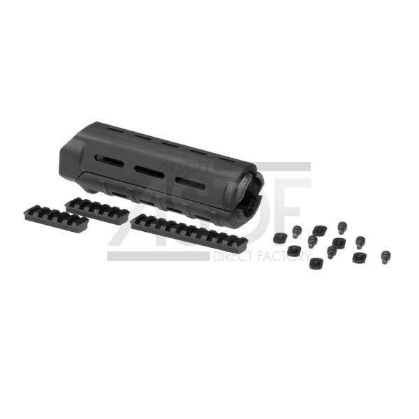 Element - MPOE 7 Inch Railed Handguard Noir-24634