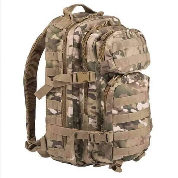 MIL-TEC - Sac à dos US Assault 20L Multicam-24678