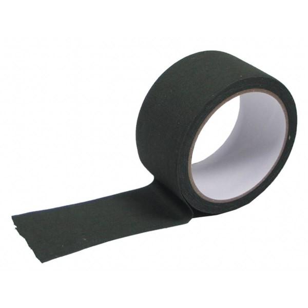 MFH -Bande adhesive tissu, 5 cm x 10 m, kaki-24876
