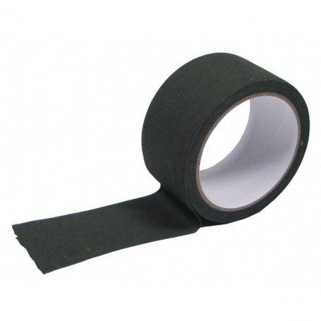 MFH -Bande adhesive tissu, 5 cm x 10 m, kaki