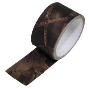 MFH - Ruban adhesif, 5 cm x 5 m, hunter brown