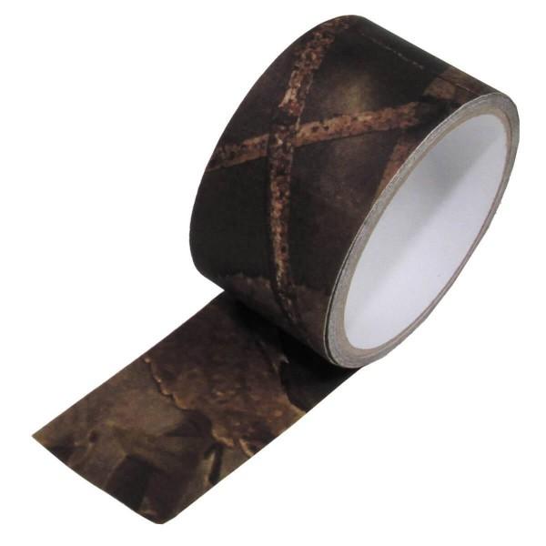MFH - Ruban adhesif, 5 cm x 5 m, hunter brown-24878