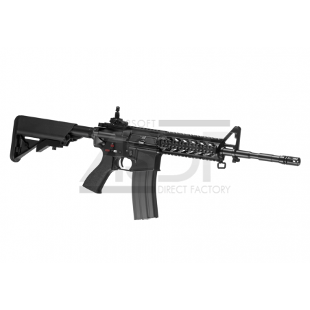 G&G - GC16 Raider - L Noir Canon long (AEG)-2492