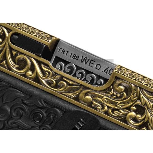 WE - Gravé Ivory Metal Version GBB