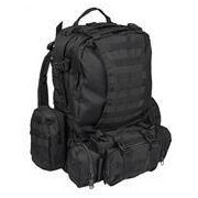 MIL-TEC - DEFENSE PACK ASSEMBLY 36L NOIR