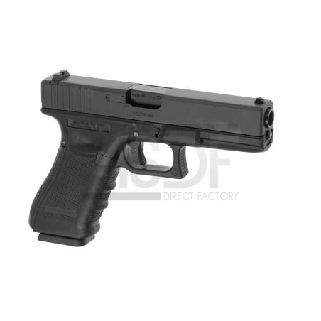 WE - G17 / WE17 Gen 4 NOIR Metal / ABS GBB