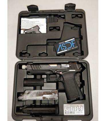 G&G - GTP9 NOIR- GAZ GBB BLOWBACK - GUAY GUAY-25677