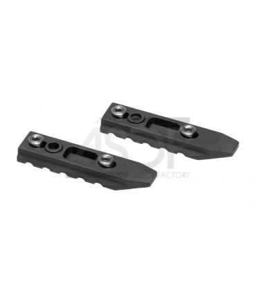 ARES Octaarms - 3 Inch Keymod Rail 2-Pack-25831