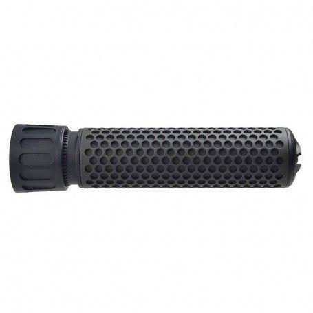 E&C - Silencieux KAC PDW QDC 180 mm noir