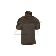 INVADER GEAR - COMBAT SHIRT LEGER MARPAT Woodland
