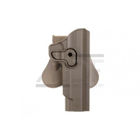 Cytac- Holster 1911 -5 1911 tactical TAN