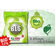 BLS - BILLE AIRSOFT 0.23GR BIODEGRADABLE