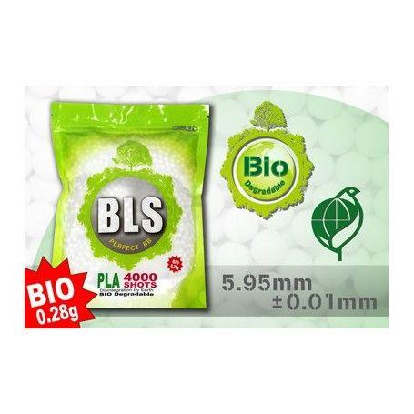 BLS - BILLE AIRSOFT 0.28GR BIODEGRADABLE