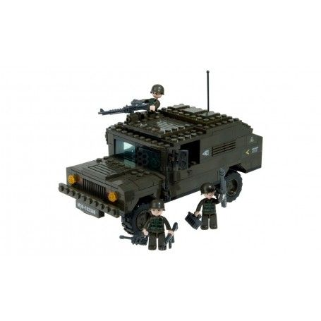 SLUBAN - HUMMER 191 PIECES M38