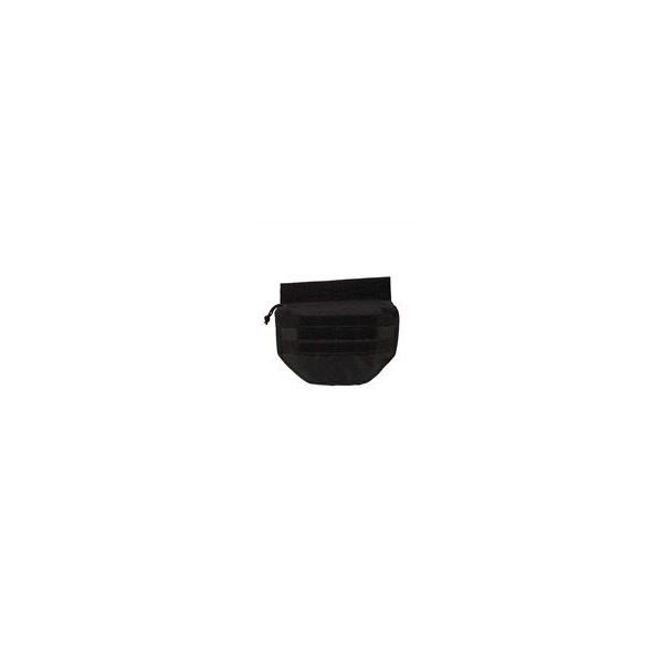 MIL-TEC - DROP DOWN POUCH NOIR-26631