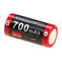 KLARUS - BATTERIE CR123 3.7V 700MAH MICRO-USB